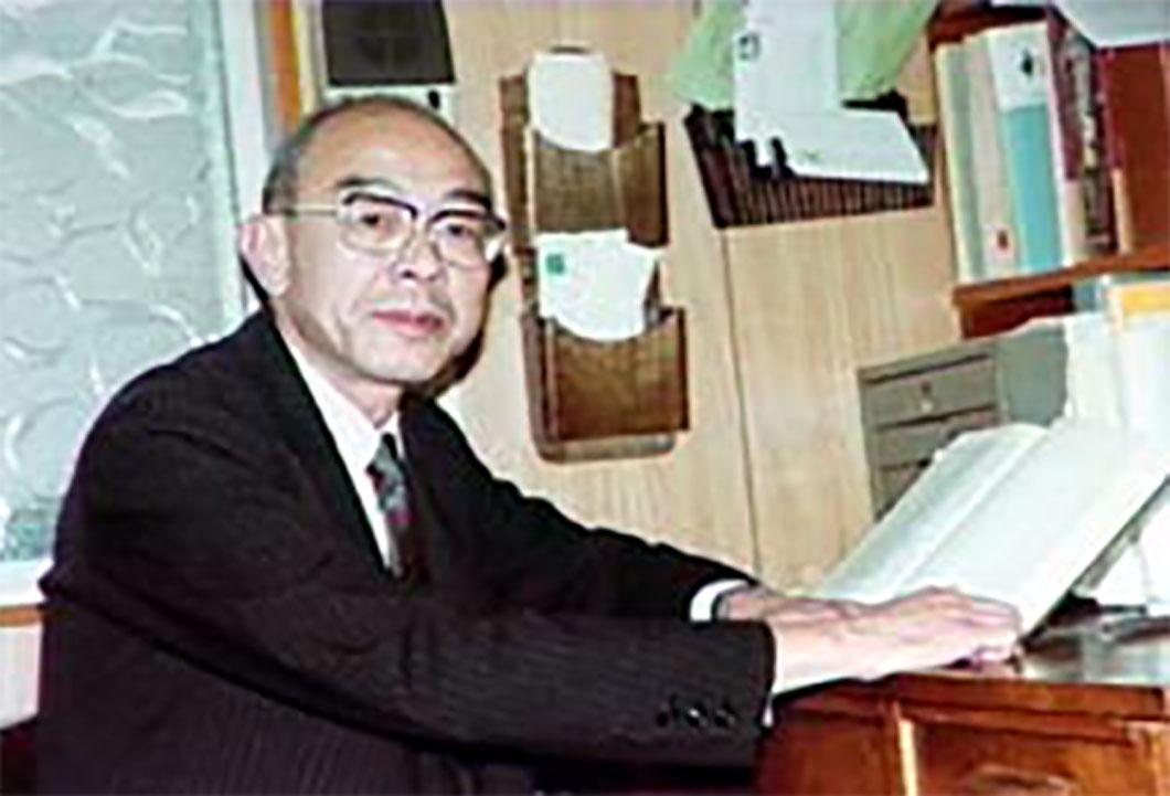 臺灣獨立運動者王育德(1924年1月30日–1985年9月9日)